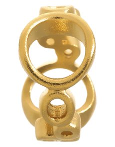 jewellery: Endless Bubbles Gold Charm!
