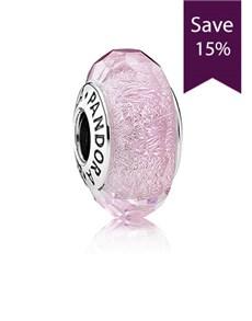 jewellery: Pandora Murano Glass Charm  791650!
