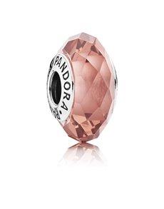 jewellery: Clearance Sale Pandora Pink Murano Charm !