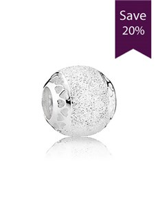 jewellery: Pandora Silver Charm 792097!