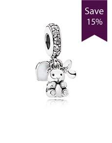 jewellery: Pandora Silver Dangle Charm!