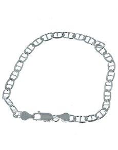 jewellery: Sterling Silver Link Bracelet!