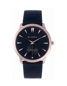 watches: Buren Gents Black Watch!