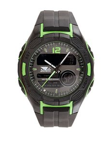 watches: Bad Boy AD Green and Black Watch!