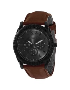 watches: Bad Boy Switch Brown and Black Watch!
