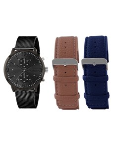 watches: Bad Boy Utility Strap Watch Set!