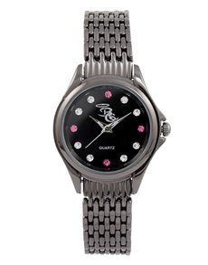 watches: Bad Girl Royalty Black Watch !