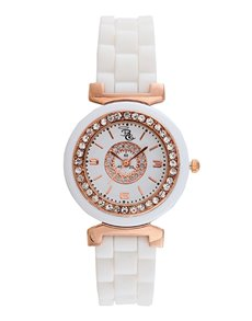 watches: Bad Girl Crush White Watches !