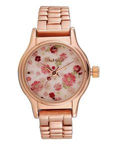 watches: Bad Girl Million  Floral Watch !