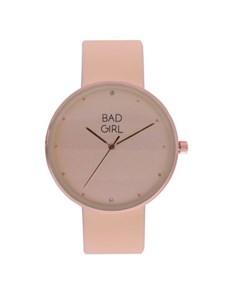 watches: Bad Girl Aurora Pink Analogue Watch !