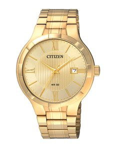 watches: Citizen Gents Quartz Watch BI5022 50P!