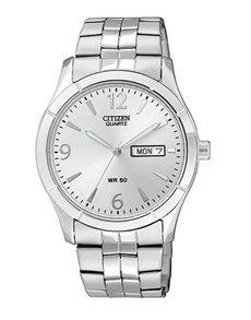 watches: Citizen Gents Quartz Watch BK3830 51A!