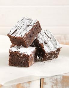 bakery: Tempting Chocolate Brownies!