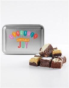 bakery: New Baby Brownie Tin!