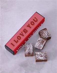 bakery: Love Brownie Box!