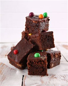 bakery: Astro Chocolate Brownies!