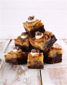 bakery: Top Deck Brownies and Blondies!