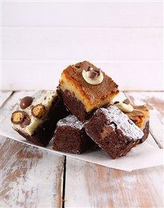 bakery: Chocfull Brownie Combo!