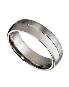 jewellery: Titanium Gents ring!
