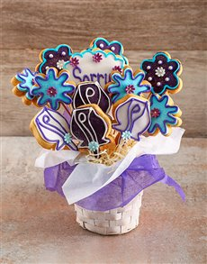 bakery: I am Sorry Cookie Bouquet!