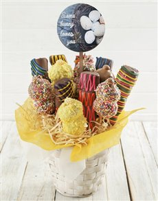 Order easter gifts online personalise your gift gifts easter treat bouquet negle Gallery