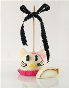 bakery: Hello Kitty Chocolate Candy Apple!