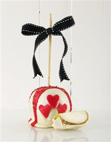bakery: Love and Romance Candy Apples!