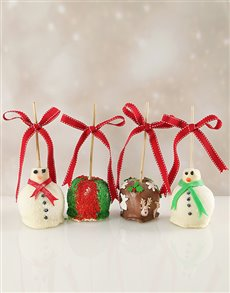 Bakery: Christmas Candy Apple Combo!