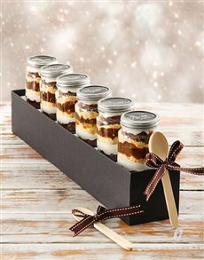 bakery: Mince Pie Cupcakes in a Jar!