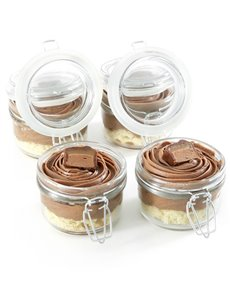 bakery: Bar One Cupcakes in a Jar!