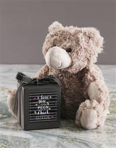 gifts: Personalised Love Bar One Cake Jar!