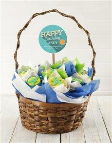 bakery: Personalised Birthday Cupcake Bouquet!