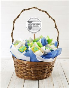 bakery: Personalised Rock On Cupcake Bouquet!