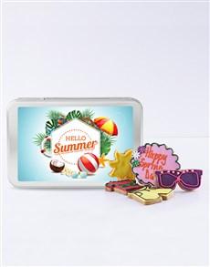 bakery: Hello Summer Cookie Tin!