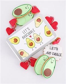 bakery: Avo Cuddle Cookie Tin!