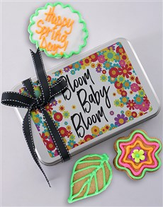 bakery: Spring Time Cookie Tin!