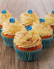 bakery: Milk Tart Cupcakes!