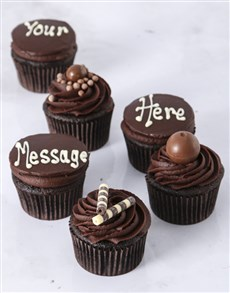Picture of Guilty Pleasures Cupcake Combo Box!