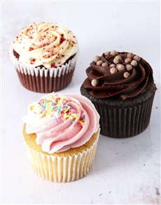 Picture of Simply Classic Cupcake Combo Box!