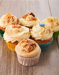 bakery: Nostalgia Cupcake Combo Box!