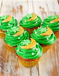 bakery: Eid Vanilla Cupcakes!