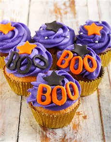 gifts: Halloween Cupcakes!
