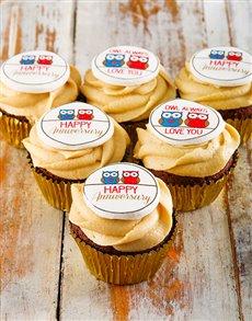 bakery: Anniversary Cupcakes!