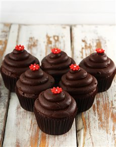 bakery: Classic Chocolate Cupcakes!
