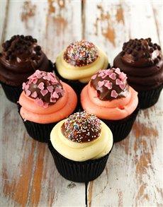 bakery: Dipper Cupcake Combo!
