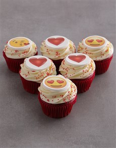 bakery: Emoji Love Cupcakes!