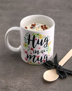 bakery: Hug In A Mug Cake !