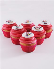 bakery: Minnie Mouse Cupcakes !
