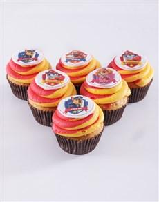 bakery: Paw Patrol Cupcakes!