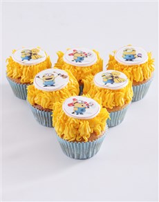 bakery: Minion Cupcakes!